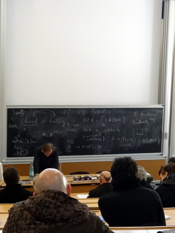 Jean-Yves Girard on transcendental syntax 2.0